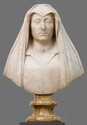 Bust of Camilla Barbadori, mother of Pope Urban VIII Barberini