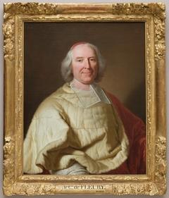 Cardinal Andre Hercule de Fleury  1653-1743