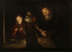 Christ in the Carpenter's Shop