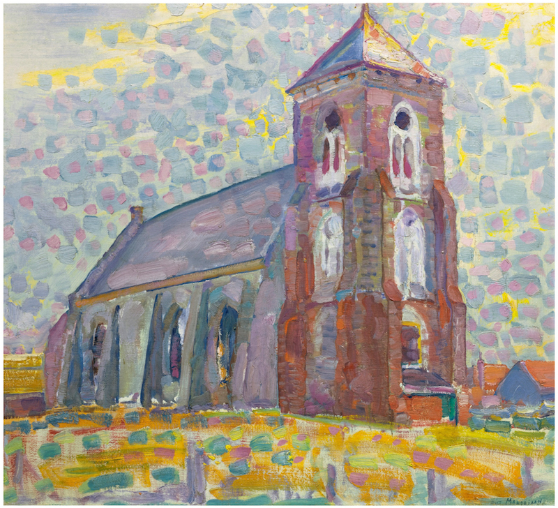 Church in Zoutelande