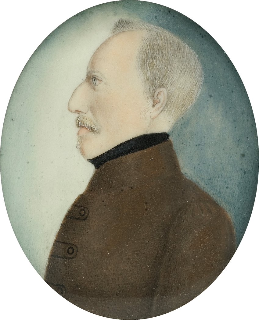 Colonel Gustafsson, former Gustav IV Adolf, King of Sweden