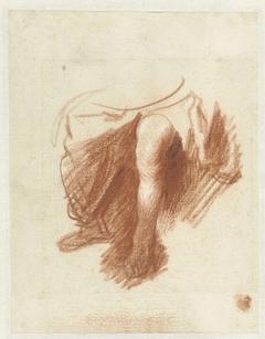 De benen van een vrouw
