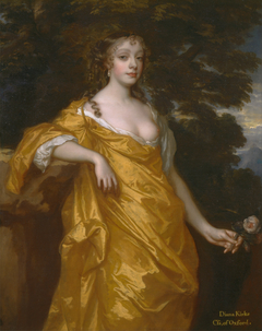 Diana Kirke, later Countess of Oxford