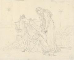 Dido bekent haar zuster haar liefde voor Aeneas