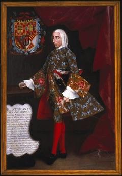 ''Don Juan Xavier Joachín Gutiérrez Altamirano Velasco''