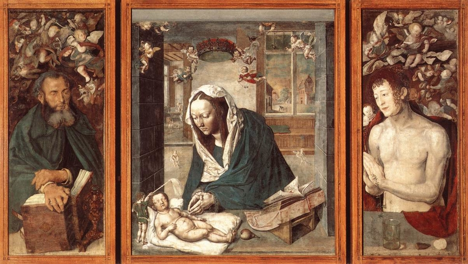 Dresden Altarpiece