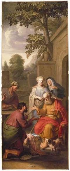 Eliëzer voor Betuël