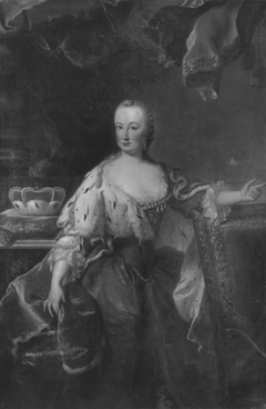 Elisabeth Auguste von Bayern (Kopie nach)