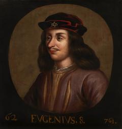 Eugenius VIII, King of Scotland (770-3)