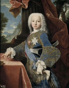 Felipe de Borbón y Farnesio futuro duque de Parma