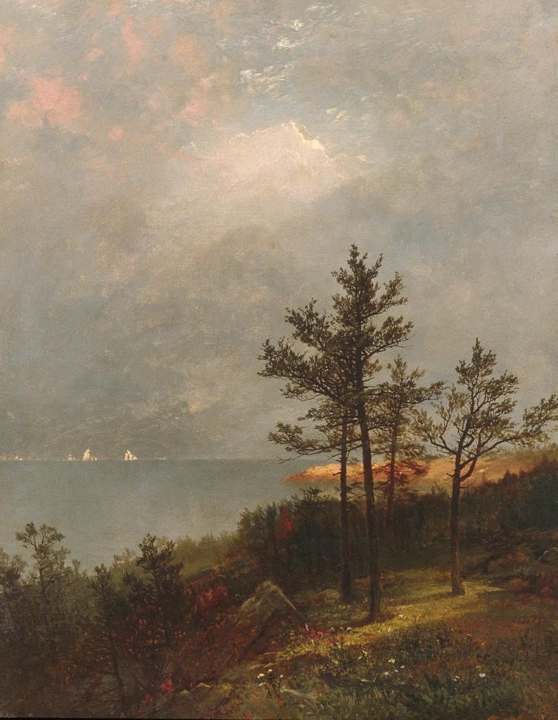 Gathering Storm on Long Island Sound