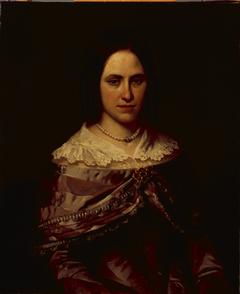 Geertrui ten Cate (1819-1902), épouse du peintre Cornelis Springer