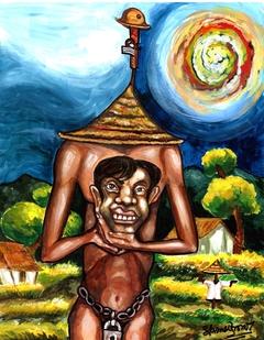 HAY - MAN ... DHIMAN BHATTACHARJEE