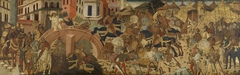 Horatius Cocles Defending the Sublician Bridge
