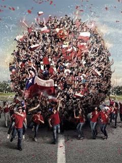 Human Soccer Ball - Pelota Humana