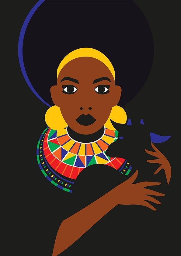 Illustrating Africa (series)