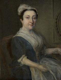 Jane Colchester, Mrs Thomas Morgan (1703 - 1767)