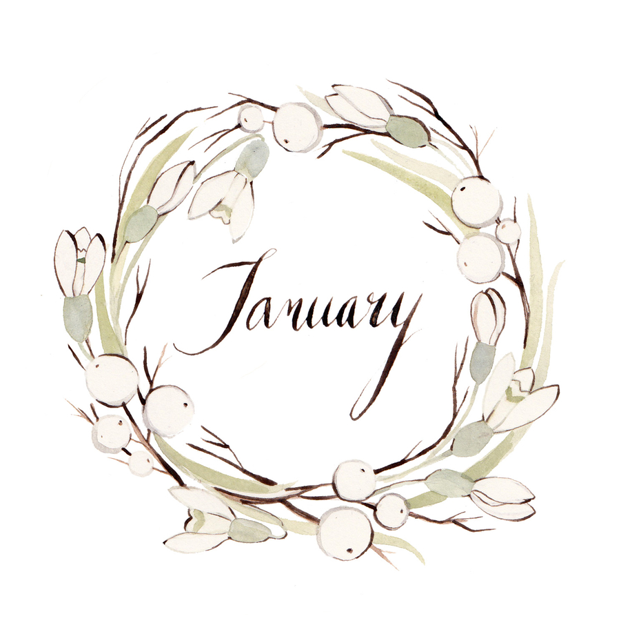 January is here