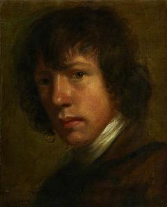John Opie, 1761 - 1807. Artist (Self-portrait)