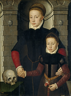 Lady and Girl