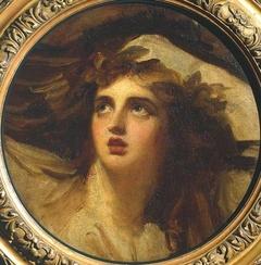 Lady Hamilton as Cassandra