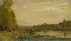 Landscape on the Oise