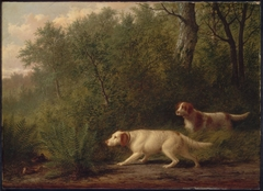 Landscape with Dogs
