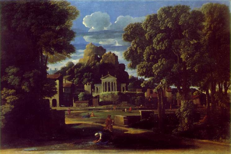 Landscape with the Ashes of Phocion
