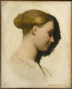 Madame Edmond Cavé (Marie-Élisabeth Blavot, born 1810)