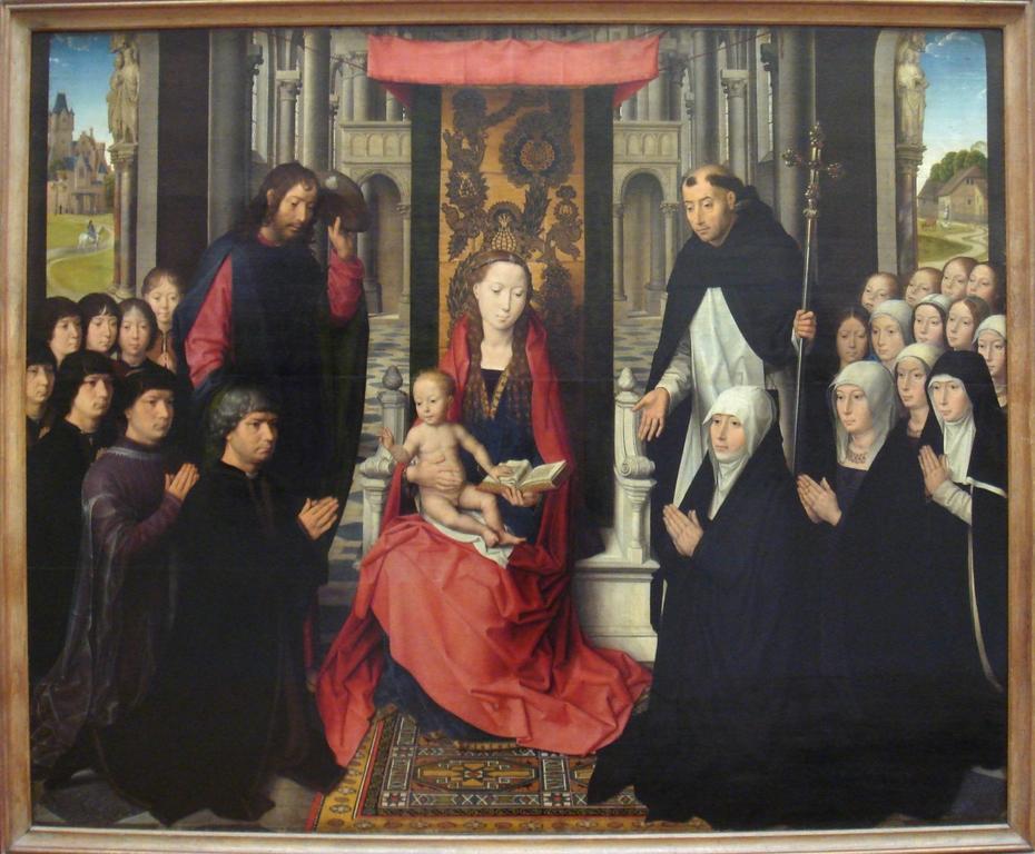 Madonna of Jacob Floreins