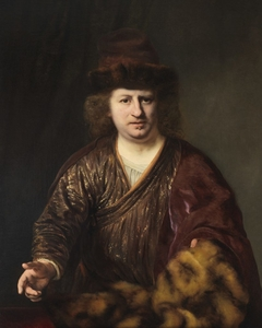 Man with a Fur-Trimmed Hat