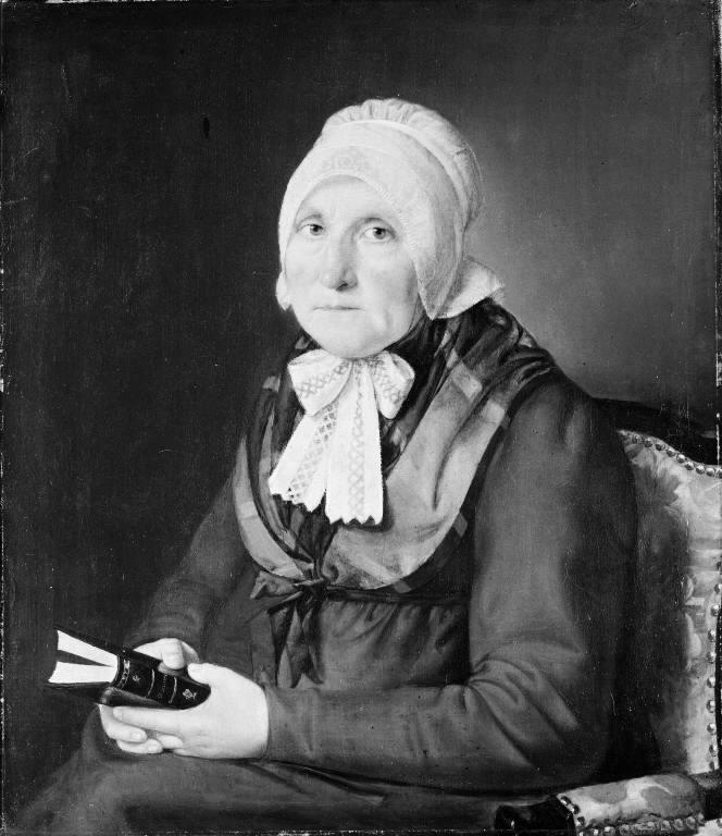 Maria Magdalena Jensen, née Jessen, the Artist's Mother
