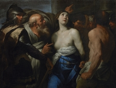 Martyrdom of St Agatha