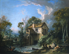 Mill at Charenton