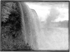 Niagara from the American Side