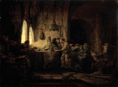 Parable of the Laborers in the Vineyard