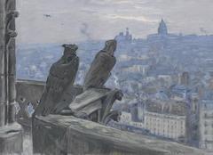 Paris vu de Notre-Dame