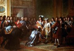Philippe de France, duc d'Anjou, proclame roi d'Espagne sous le nom de Philippe V, 16 Novembre 1700