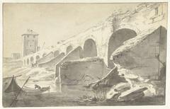 Ponte Molle te Rome (?)