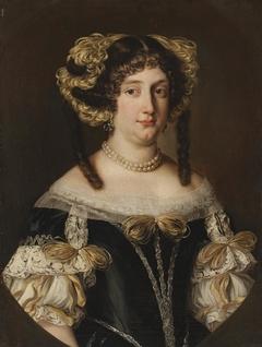 Portarait of Maria-Virginia Borghese-Chigi