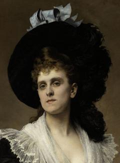 Portrait de la comtesse Edmond Récopé, née Malher