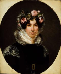 Portrait de Madame Bernard-Léon, épouse de l'acteur