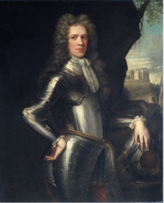 Portrait of a Gentleman, possibly Patrick Sarsfield (d.1693)