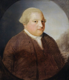 Portrait of a Gentleman, probably Charles Strickland (1734-1770)