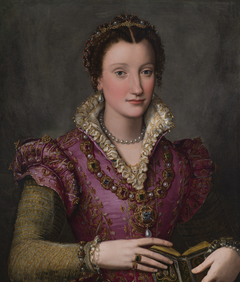 Portrait of a Lady, probably Camilla Martelli de'Medici