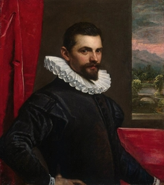 Portrait of a Man (Francesco Bassano?)