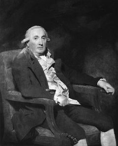 Portrait of a Man Seated in an Armchair (said to be William Fairlie)