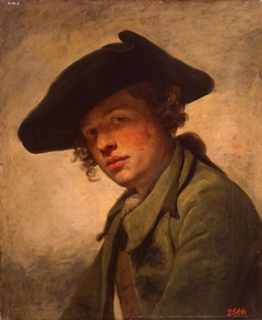 Portrait of a Young Man in a Hat