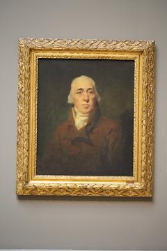 Portrait of Alexander Edgar