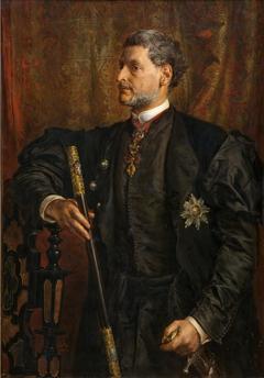 Portrait of Alfred Potocki